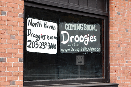 Droogie's comes to Whitney