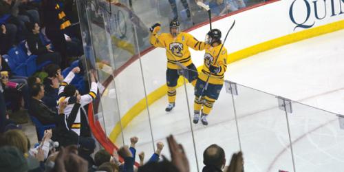 Quinnipiac men's ice hockey trounces Merrimack