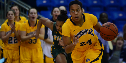 Quinnipiac women's basketball wins third straight