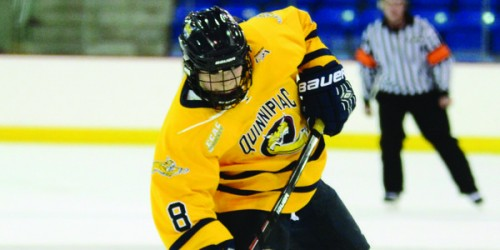 Women's ice hockey preps for regular season stretch