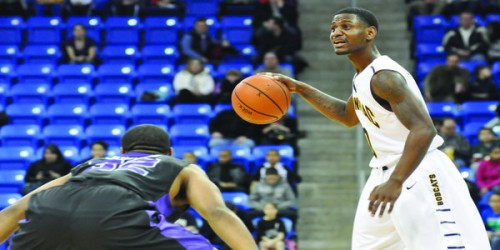 Men's basketball enters stretch run