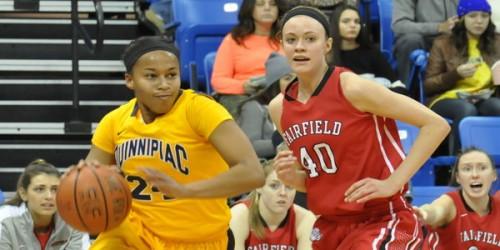Quinnipiac women's basketball falls to Fairfield