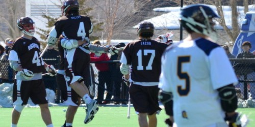 Quinnipiac men's lacrosse drops season opener