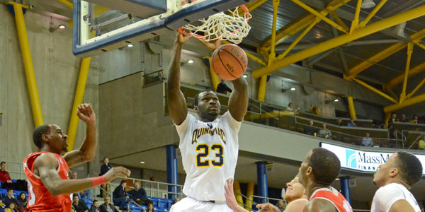 Quinnipiac men's basketball tops Marist