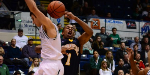 Quinnipiac men's basketball falls in MAAC semis