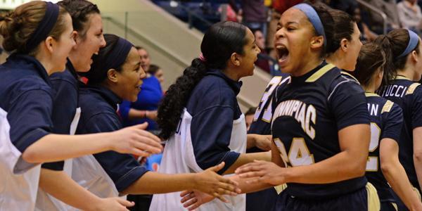 Quinnipiac women's basketball advances to MAAC finals