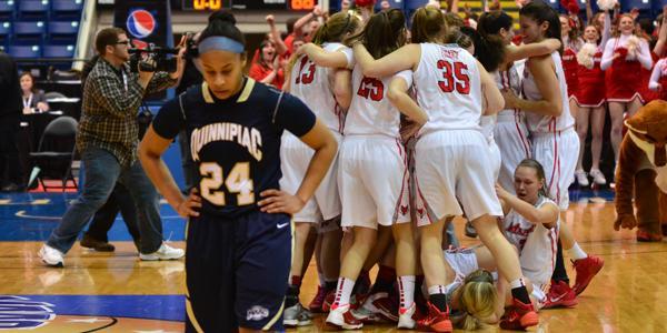 Quinnipiac women's basketball loses in MAAC finals