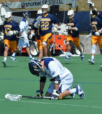 Men's lacrosse comeback falls short, Canisius wins 11-10
