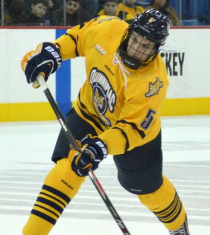 NHL's Islanders draft Devon Toews