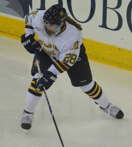 Women's ice hockey downs Maine