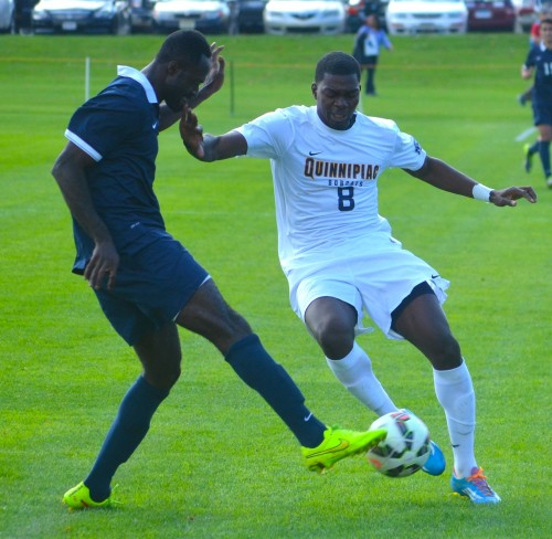 Men's soccer plays to tie against conference foe Monmouth