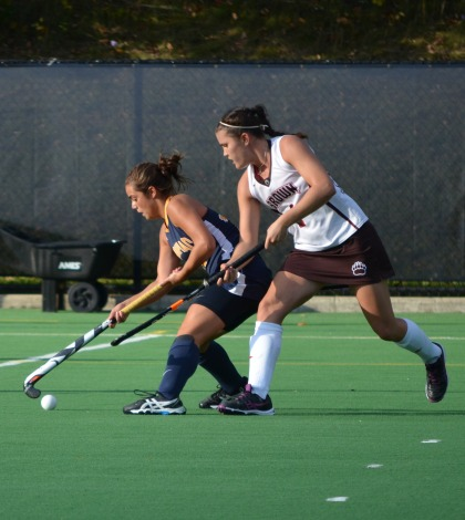 Field Hockey downs Brown, snaps losing streak