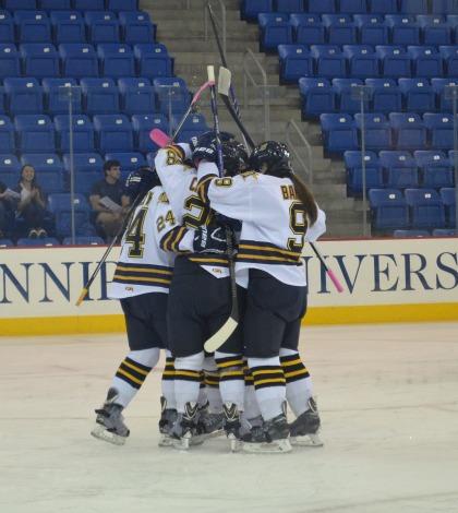Women's ice hockey skates past Maine