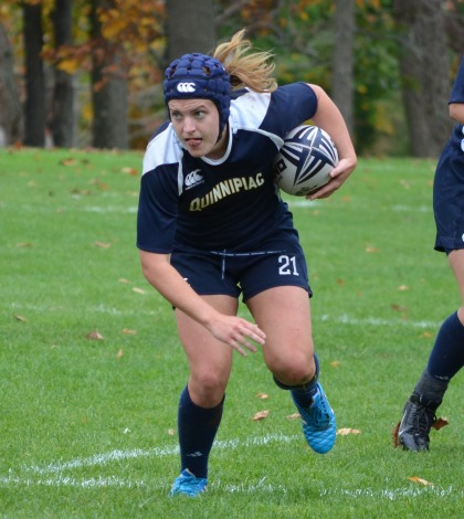 Women's rugby snaps losing streak, blasts EIU