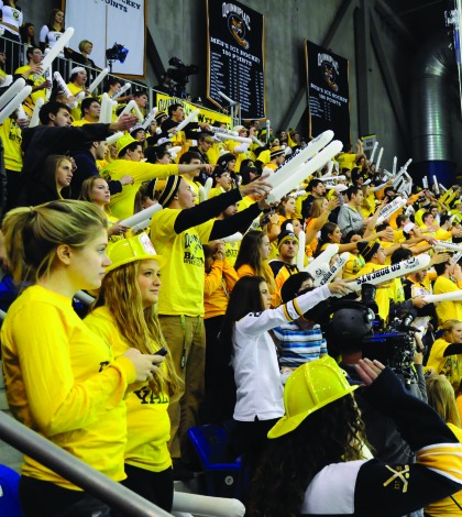 Student hockey tickets sell in record time