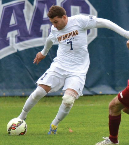 Men's soccer eyes second-straight title