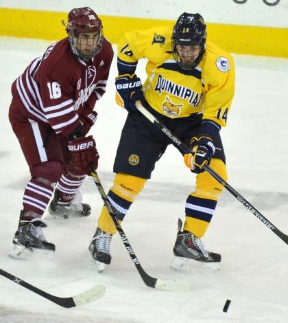 UMass cools off men's ice hockey