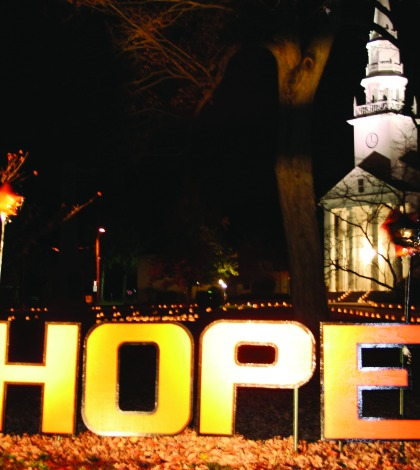 Lights of Hope event brightens community