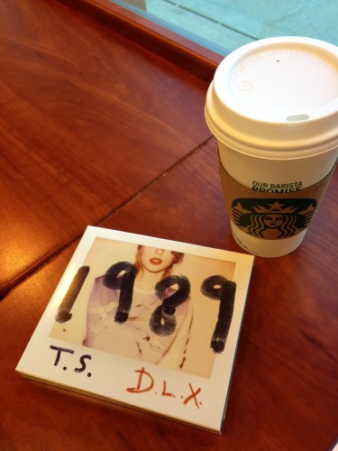 T-Swift shakes it up: '1989' review