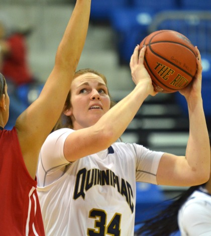 Women's basketball powers past Fairfield