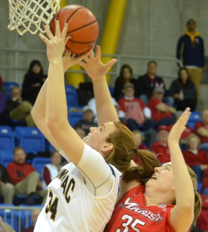Women's basketball trounces Marist