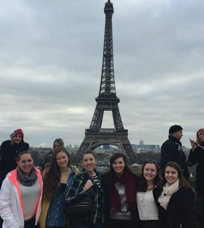 Students declared safe after Paris shootings