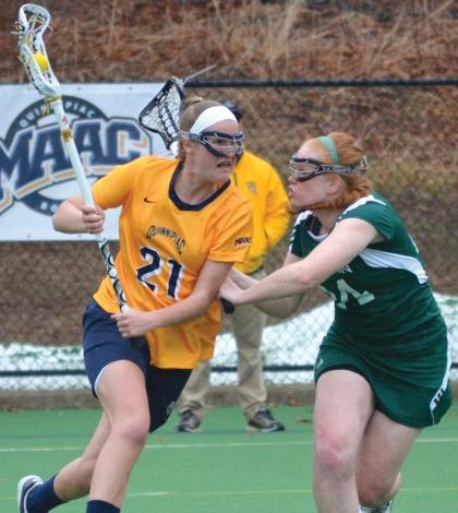 Womens lacrosse aims for rebound season