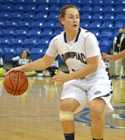 Women's basketball preps for final month of regular season