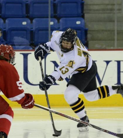 Cornell downs women's ice hockey in OT