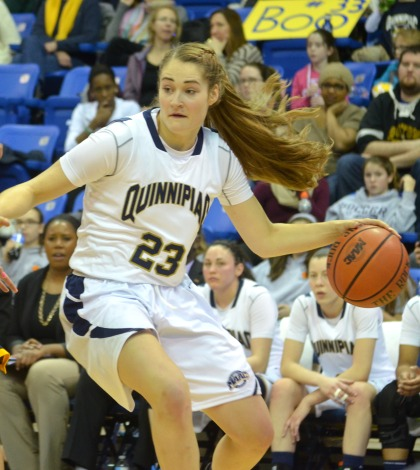 Women's basketball tops Canisius in OT