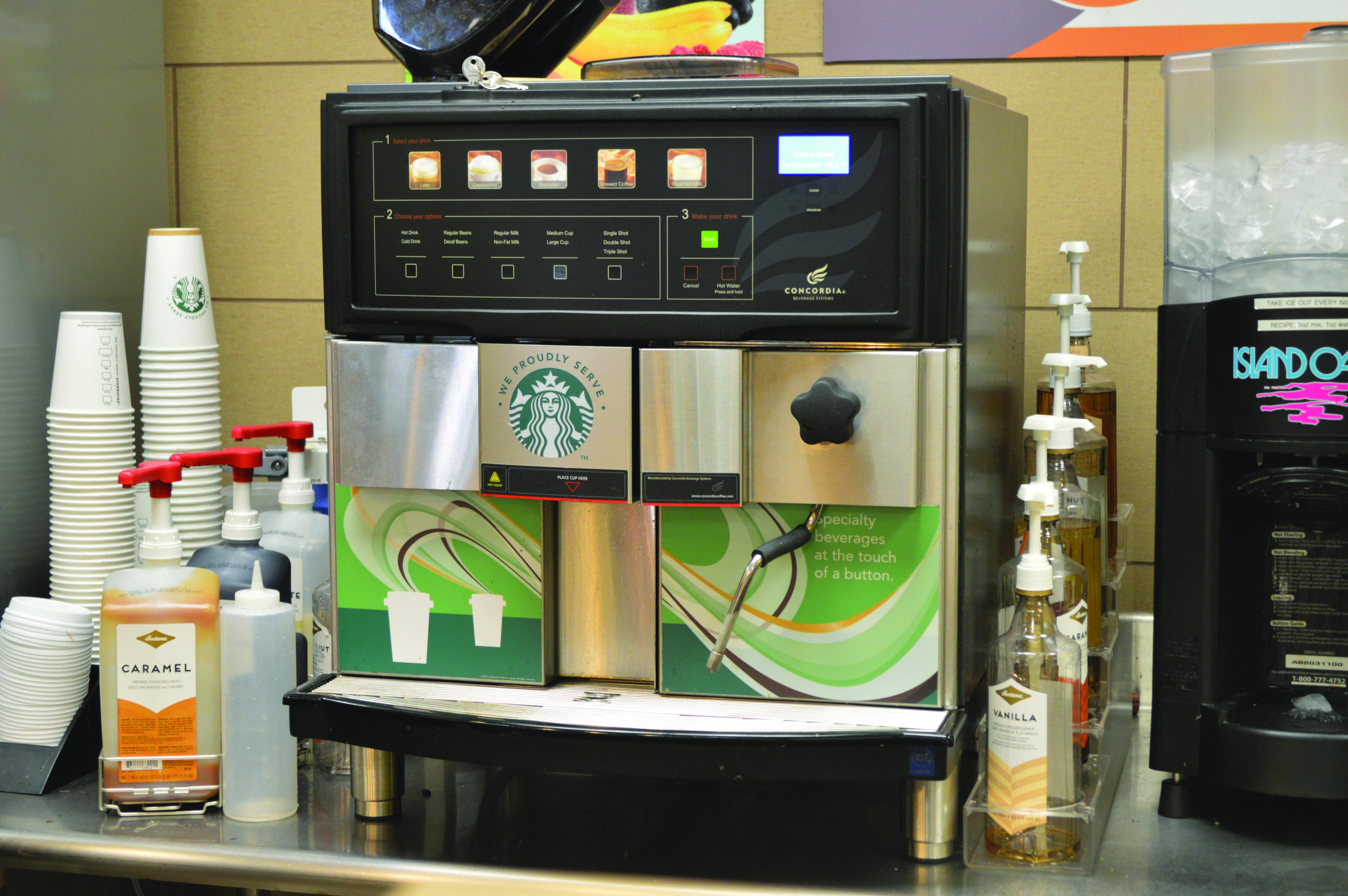 Rave: Starbucks at the Ratt