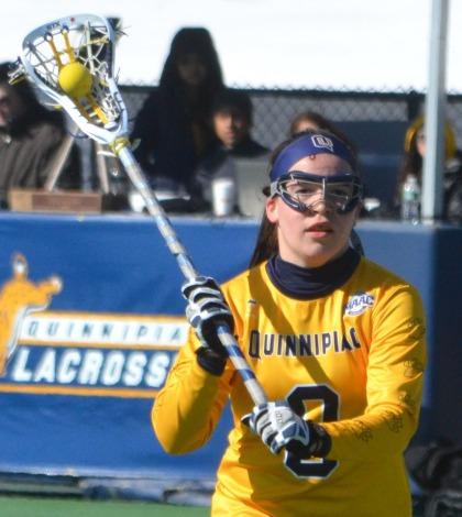Women's lacrosse comeback falls short