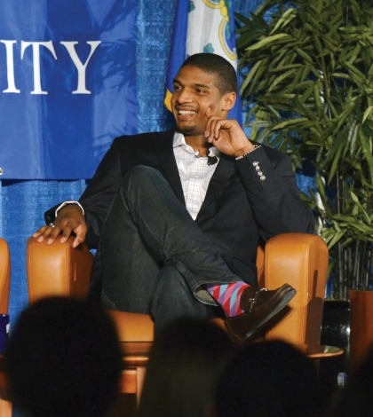 Michael Sam: 'I'm not the only one in the NFL that's gay'