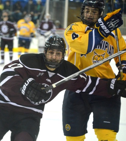 Union downs men's ice hockey to force Game 3