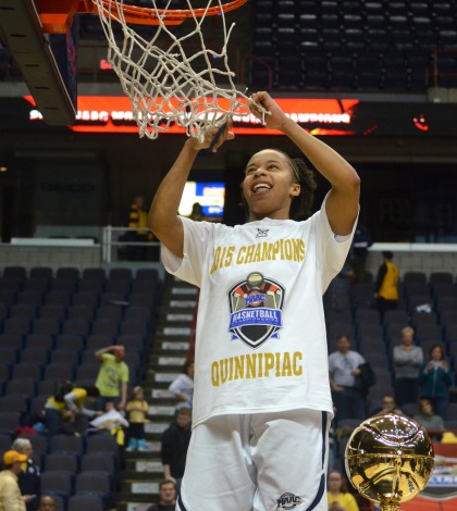 Women's basketball captures first MAAC Championship