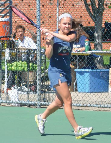 Women's tennis wins second MAAC title