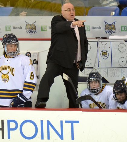 Seeley resigns as women's ice hockey head coach