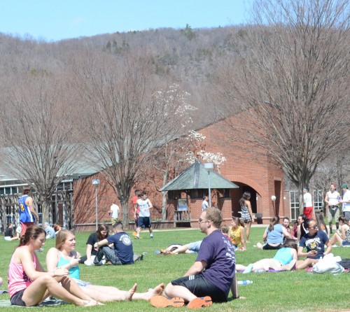 University won't increase security for May weekend