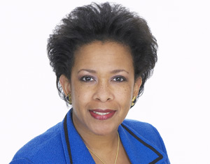 Rave: First black female attorney general