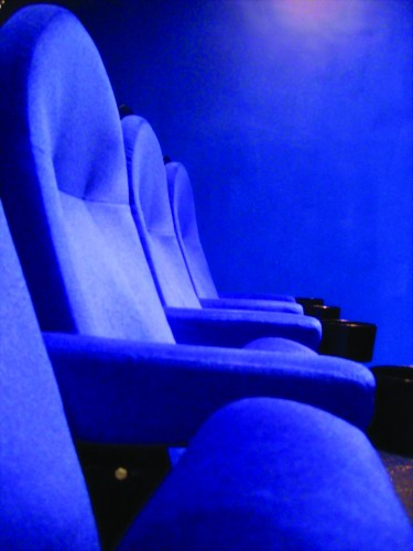 Rave: Cinemark theater provides great atmosphere