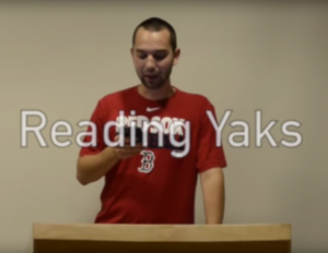 The Chronicle presents: Reading Yik Yaks