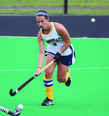 Osanitsch leads field hockey team in her fifth season