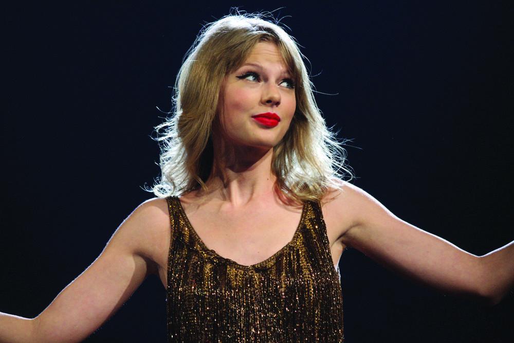 Taylor Swift is amazing