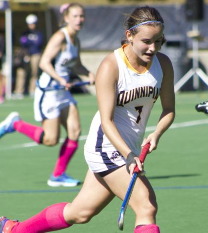 "Field Hockey falls to Providence in ""Play4TheCure"" game"
