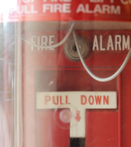 More than 50 fire alarms triggered in September