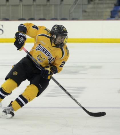 Men's ice hockey downs St. Cloud State in come-from-behind victory