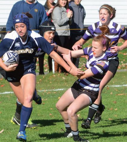 Women's rugby preps for inaugural tournament