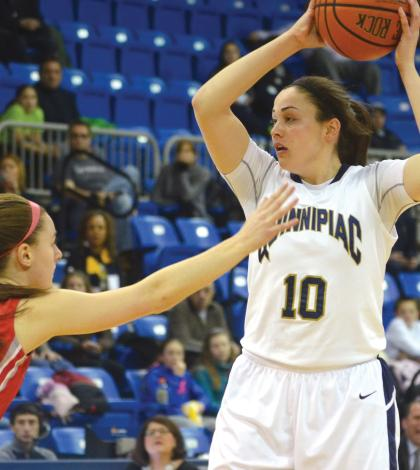 New starting five set to lead women's basketball