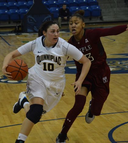 Women's basketball tops Temple for third-straight win