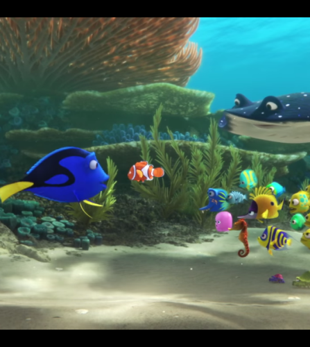 Rave: 'Finding Dory' trailer debuts